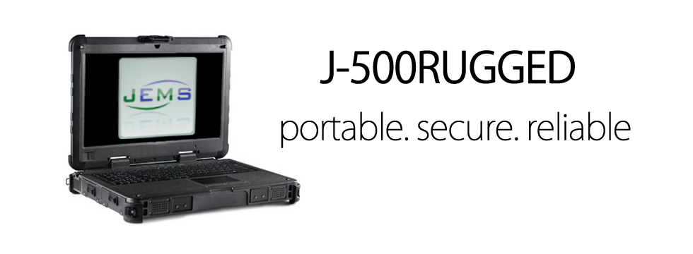 JEMS Rugged - Portable